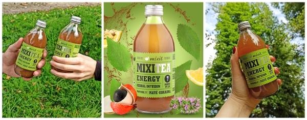 MixiTea Herbal Energy